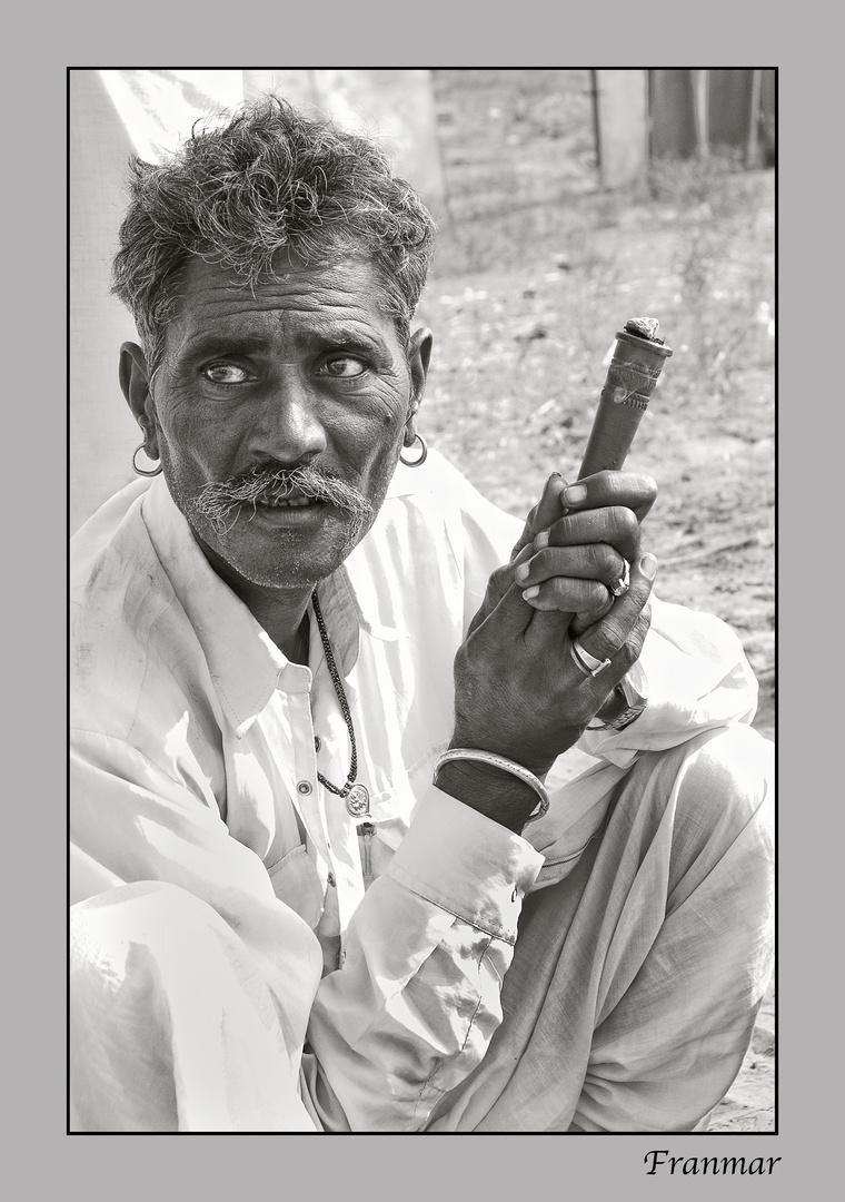 El fumador de chilom 2