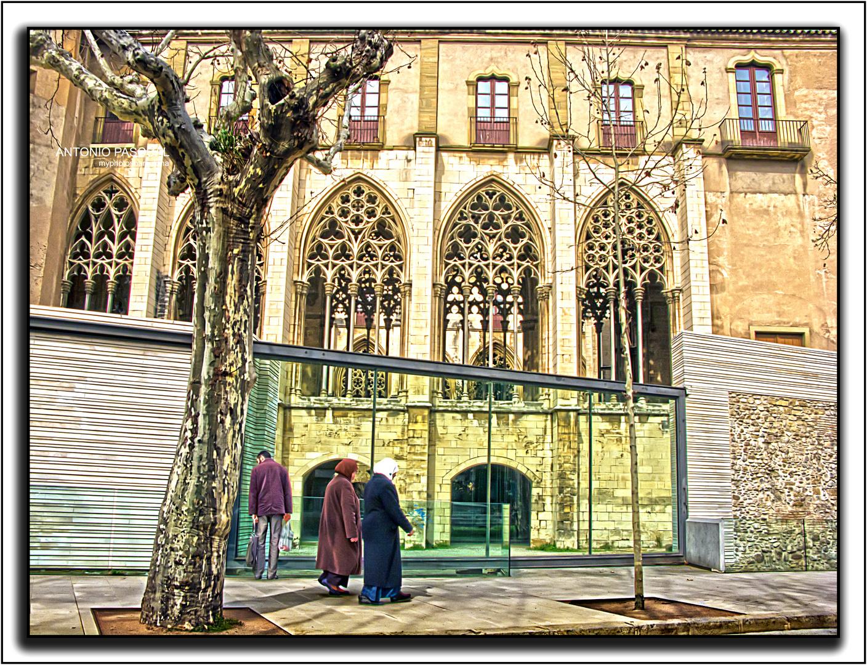 El Gótico y el Islam