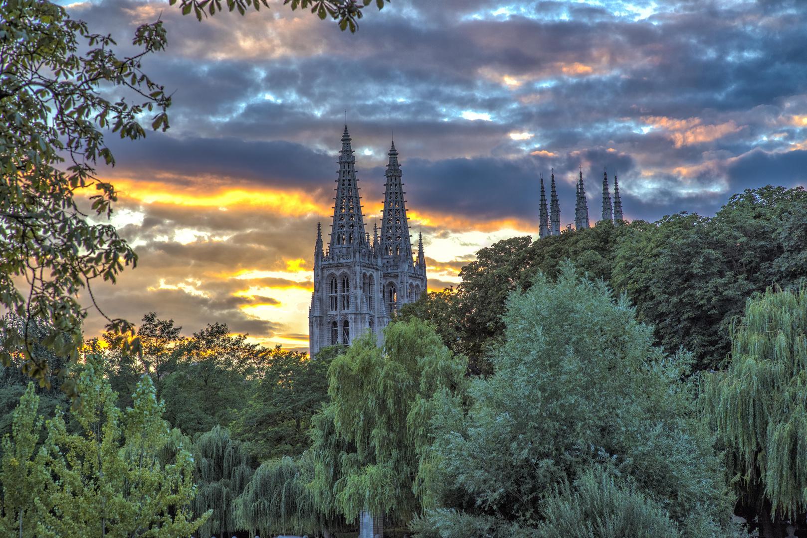 El Gotico y la naturaleza