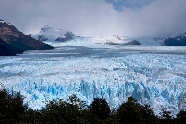 El gran espectáculo del Perito Moreno IV