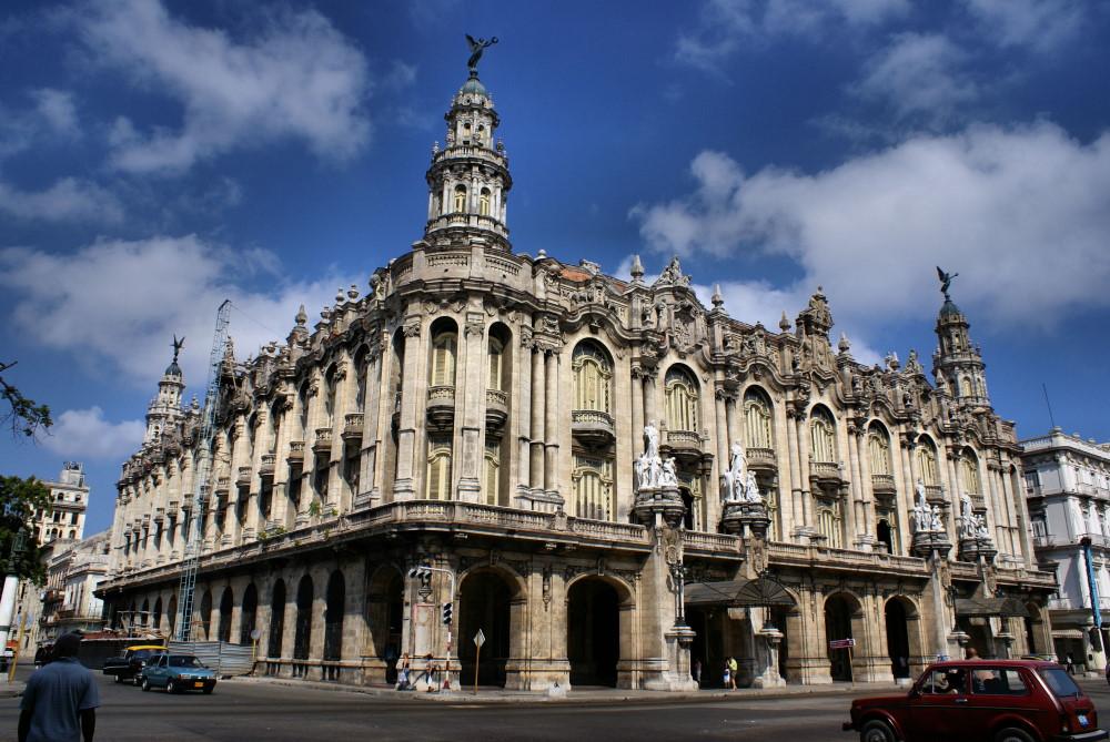 El Gran Teatro, Havanna