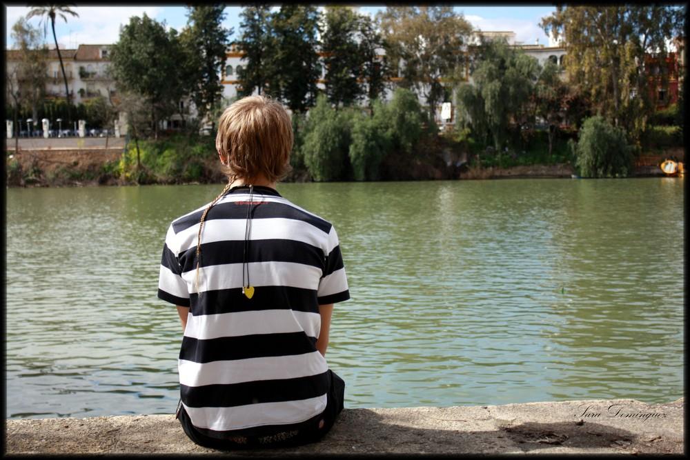 El Guadalquivir en tus pestañas