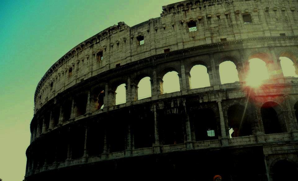 El guardian del Coliseo