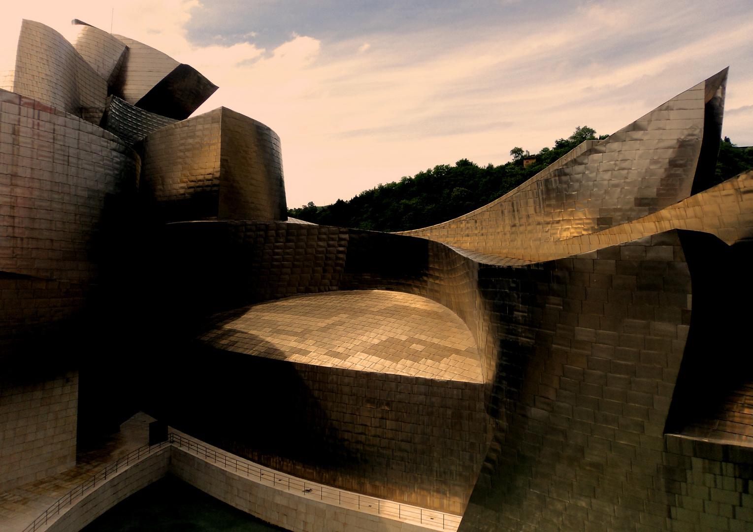 El Guggenheim de Bilbao