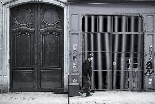 ...el hombre de Paris...