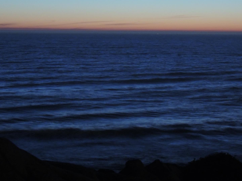 El horizonte....