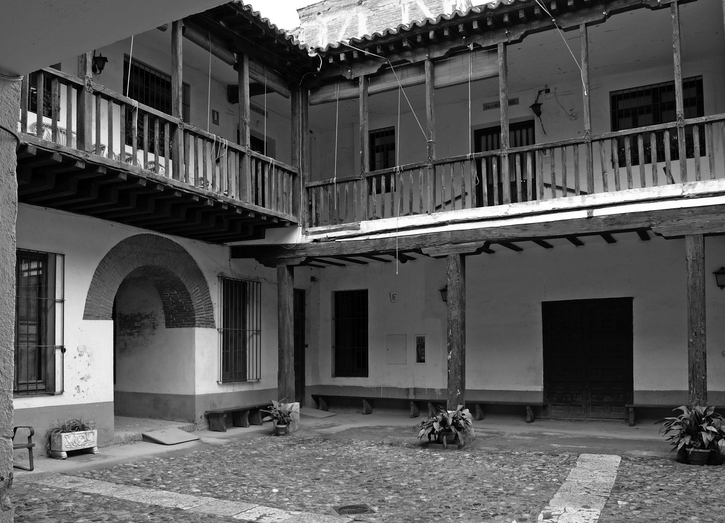 El Hospitalillo. Alcala de Henares