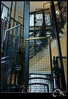 El hueco del ascensor