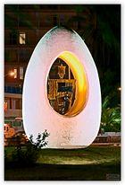 El huevo de Colón.