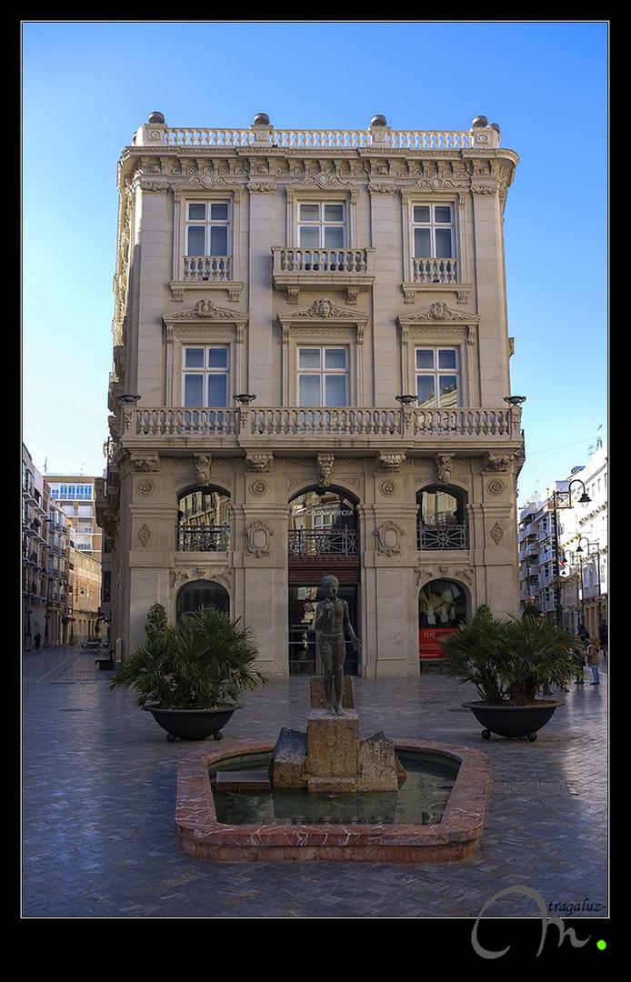 El Icue y el Palacio Pedreño