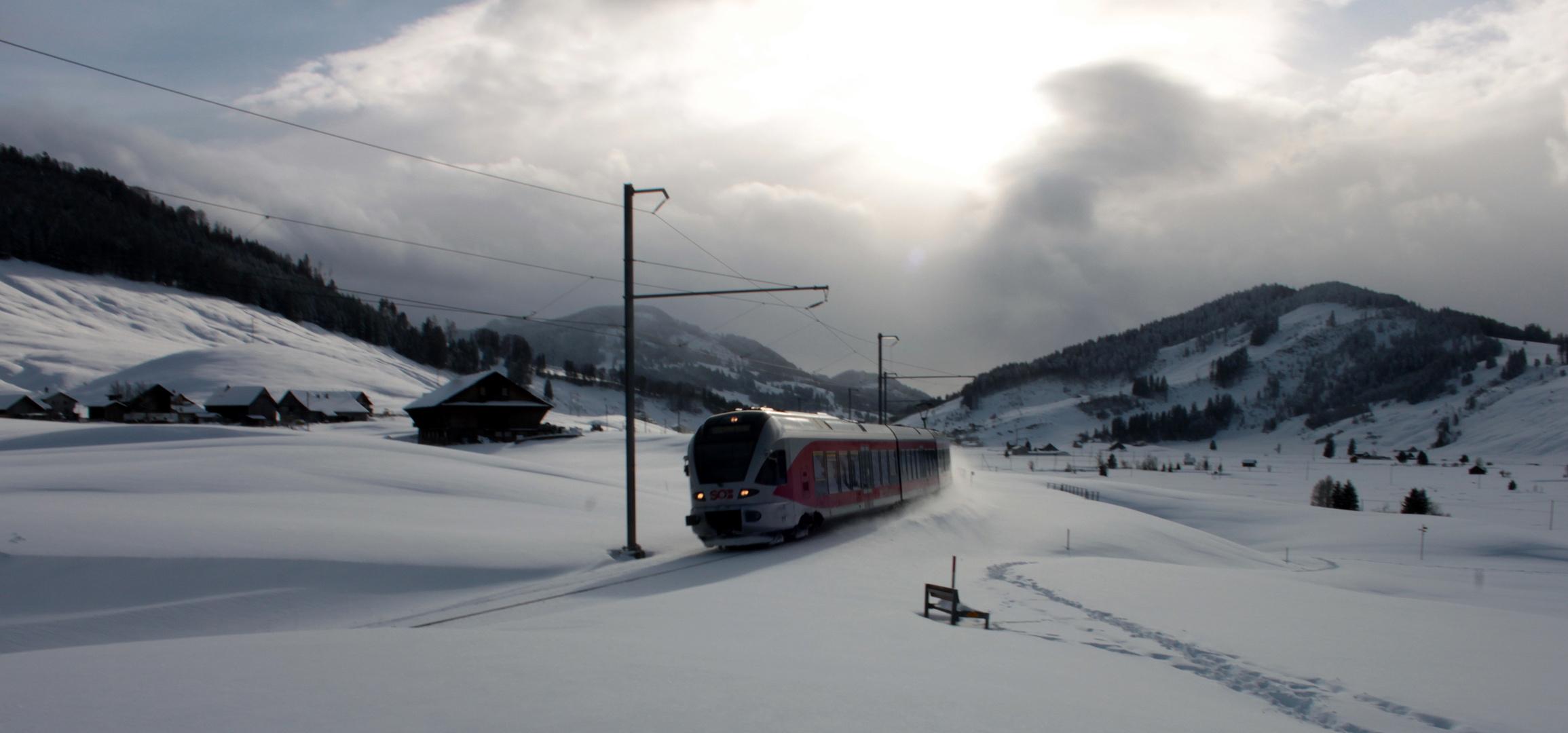 El inivierno llegó / L'hiver est arrivé / Der Winter ist angekommen..01