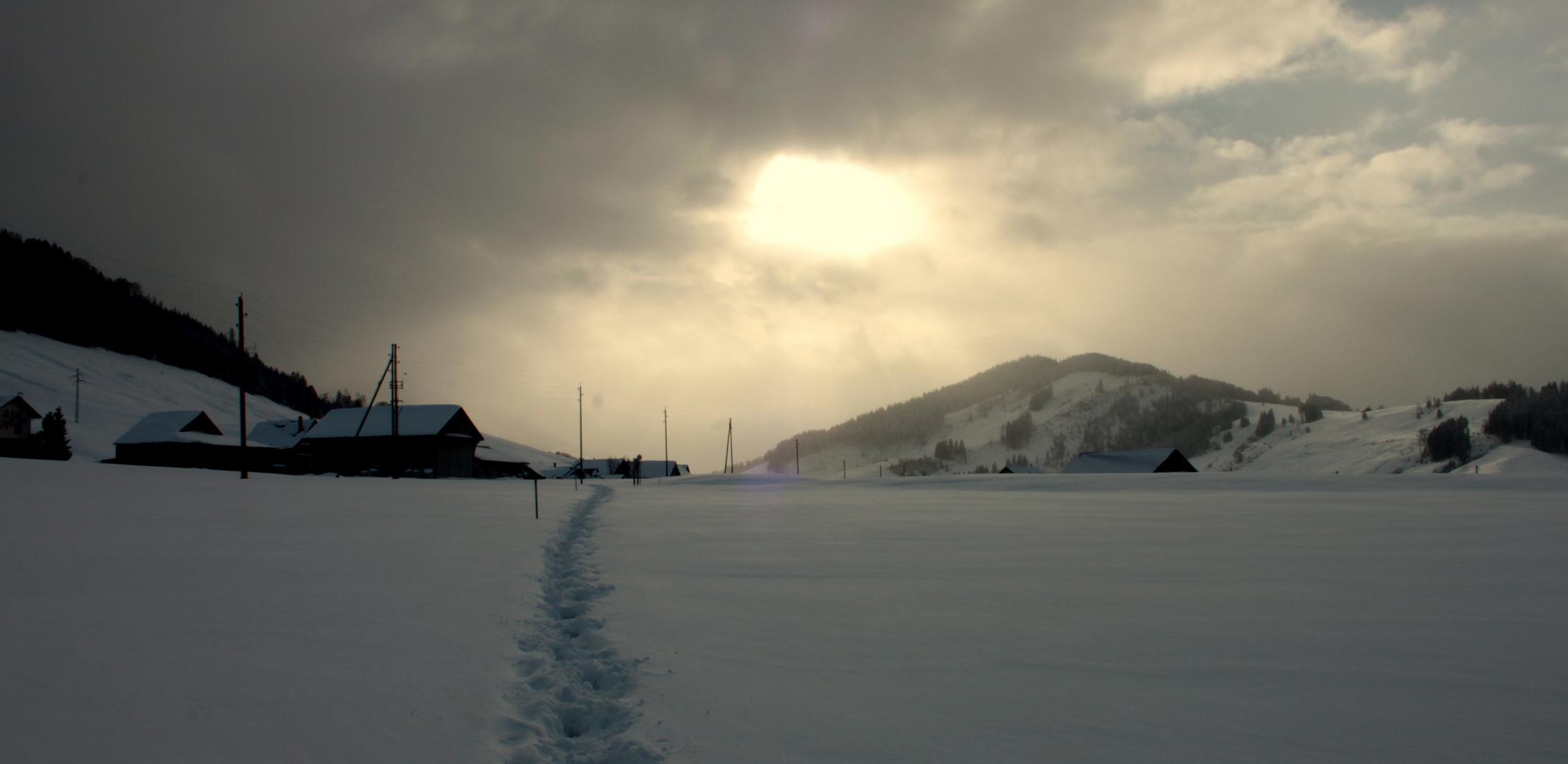El inivierno llegó / L'hiver est arrivé / Der Winter ist angekommen..02