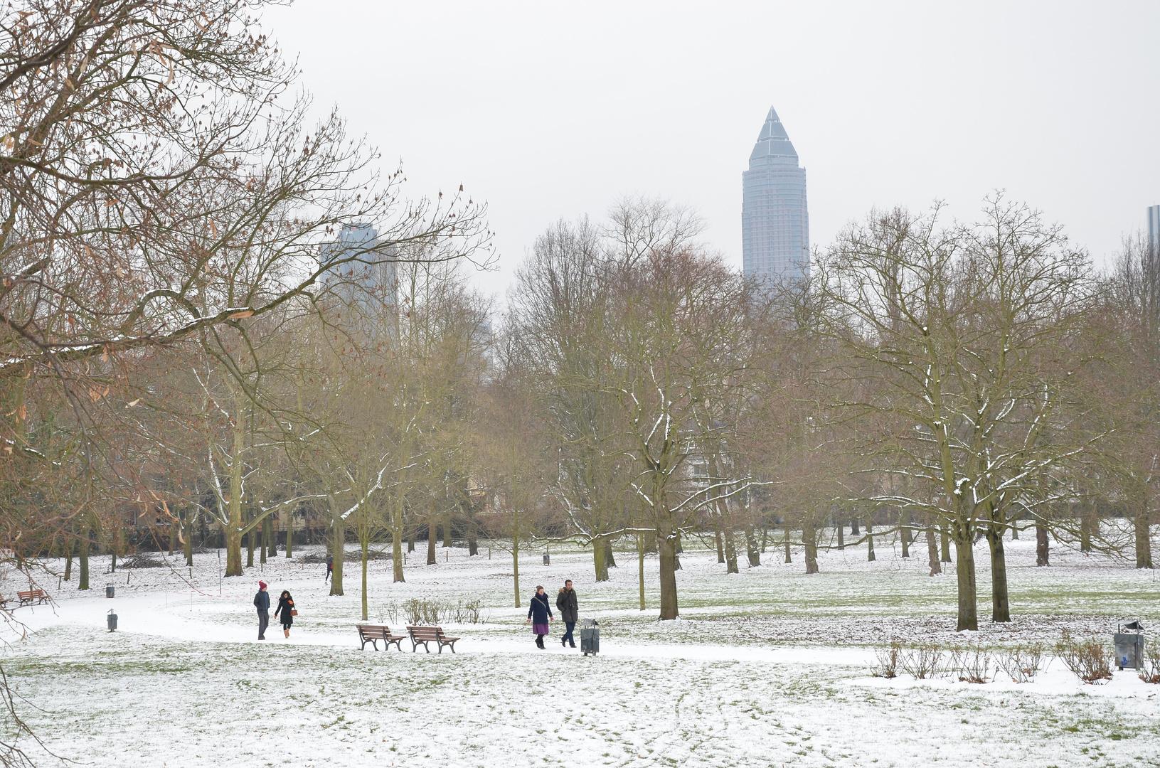 El invierno atemporal