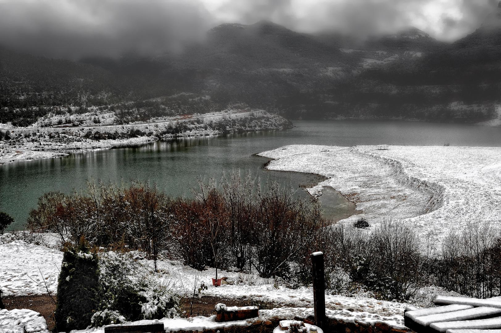 El invierno que no llegó