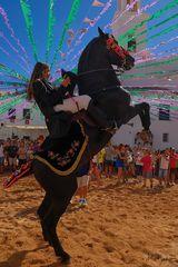 El Jaleo 2016 ( Festes de Sant Bartomeu Ferreries Menorca Illes Balears)
