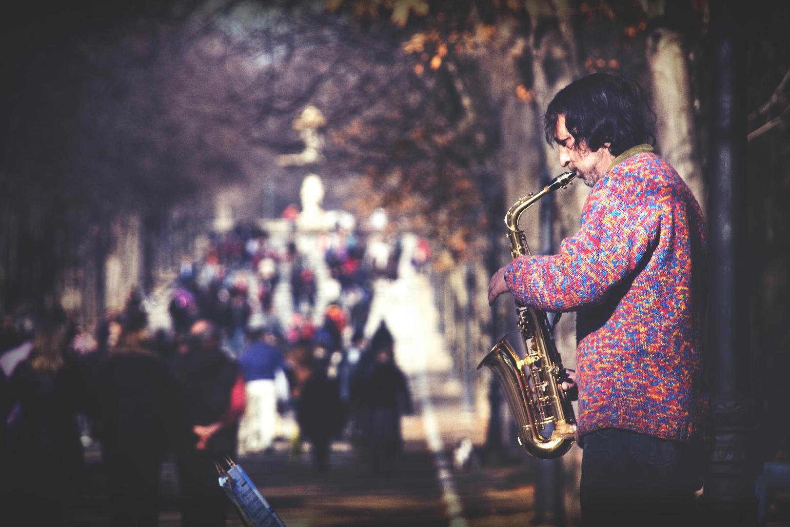 El jazz de El Retiro