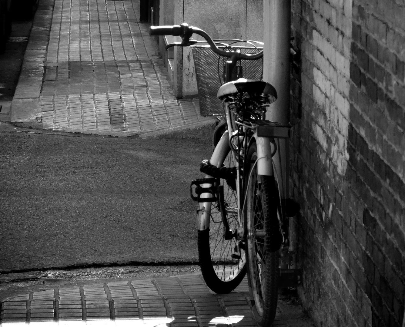 El ladrón de bicicletas.