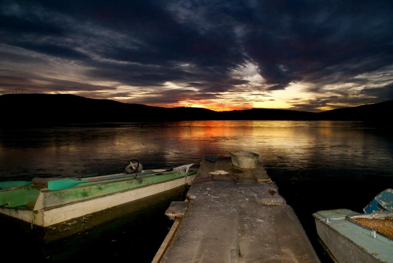 El Lago Bazaleti ( Georgia)
