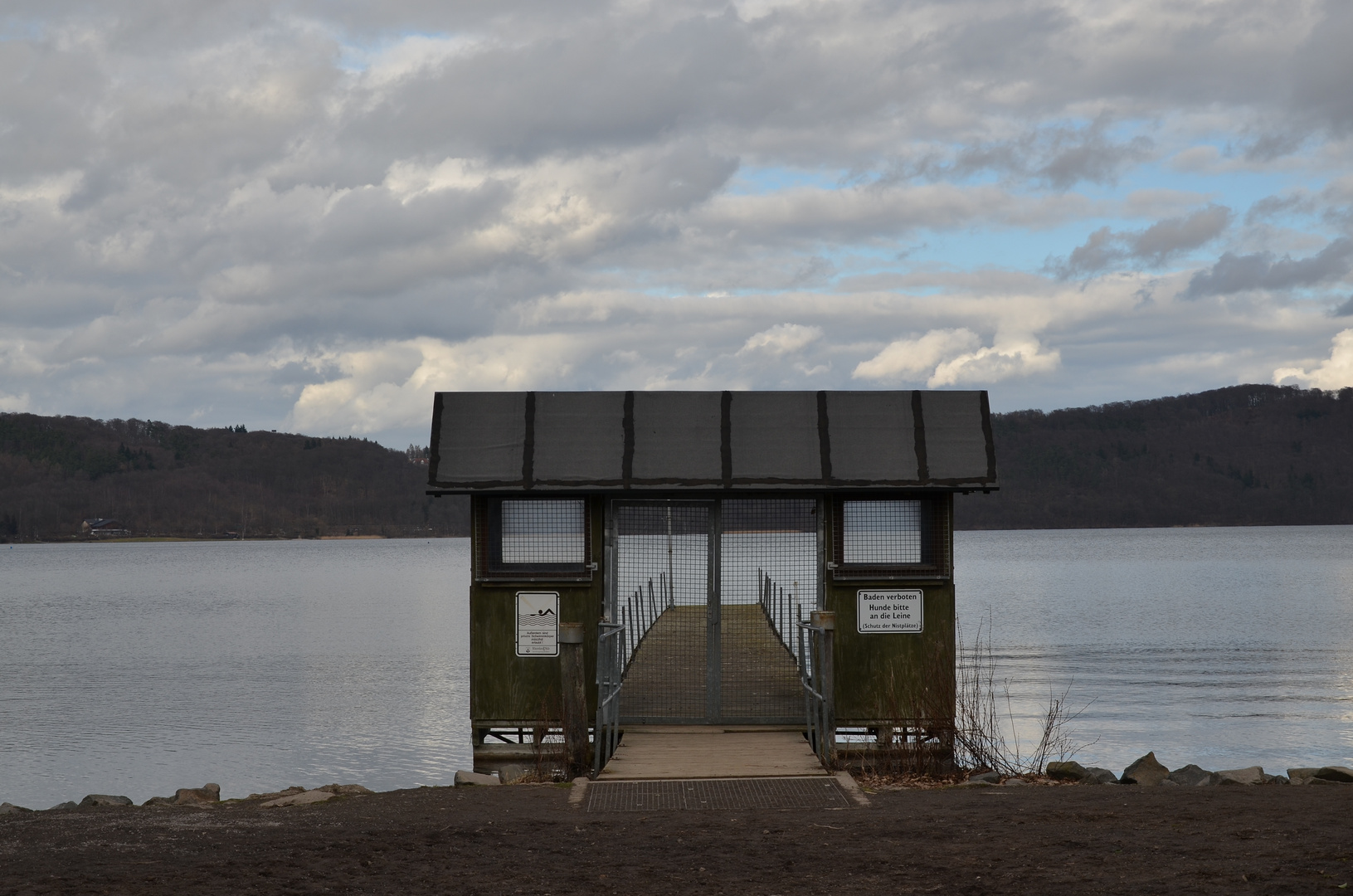 El lago de Maria Laach