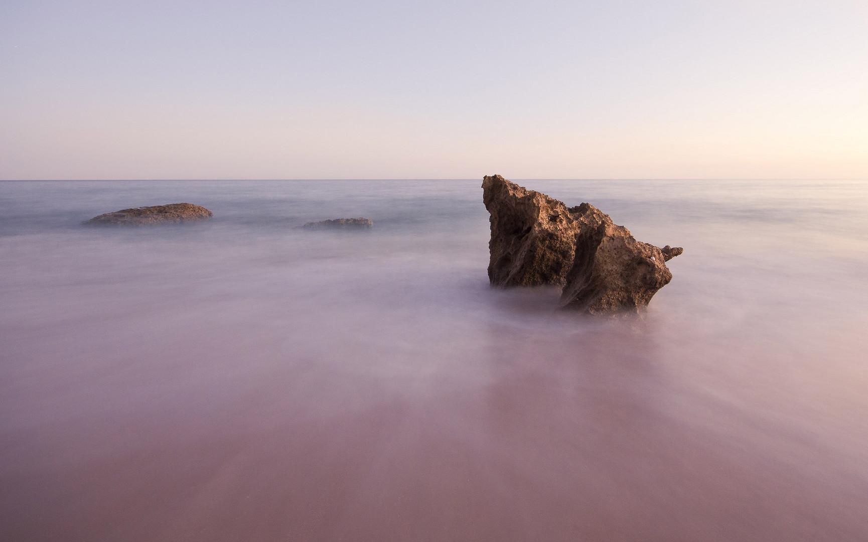 El mar, la luz... Los Caños