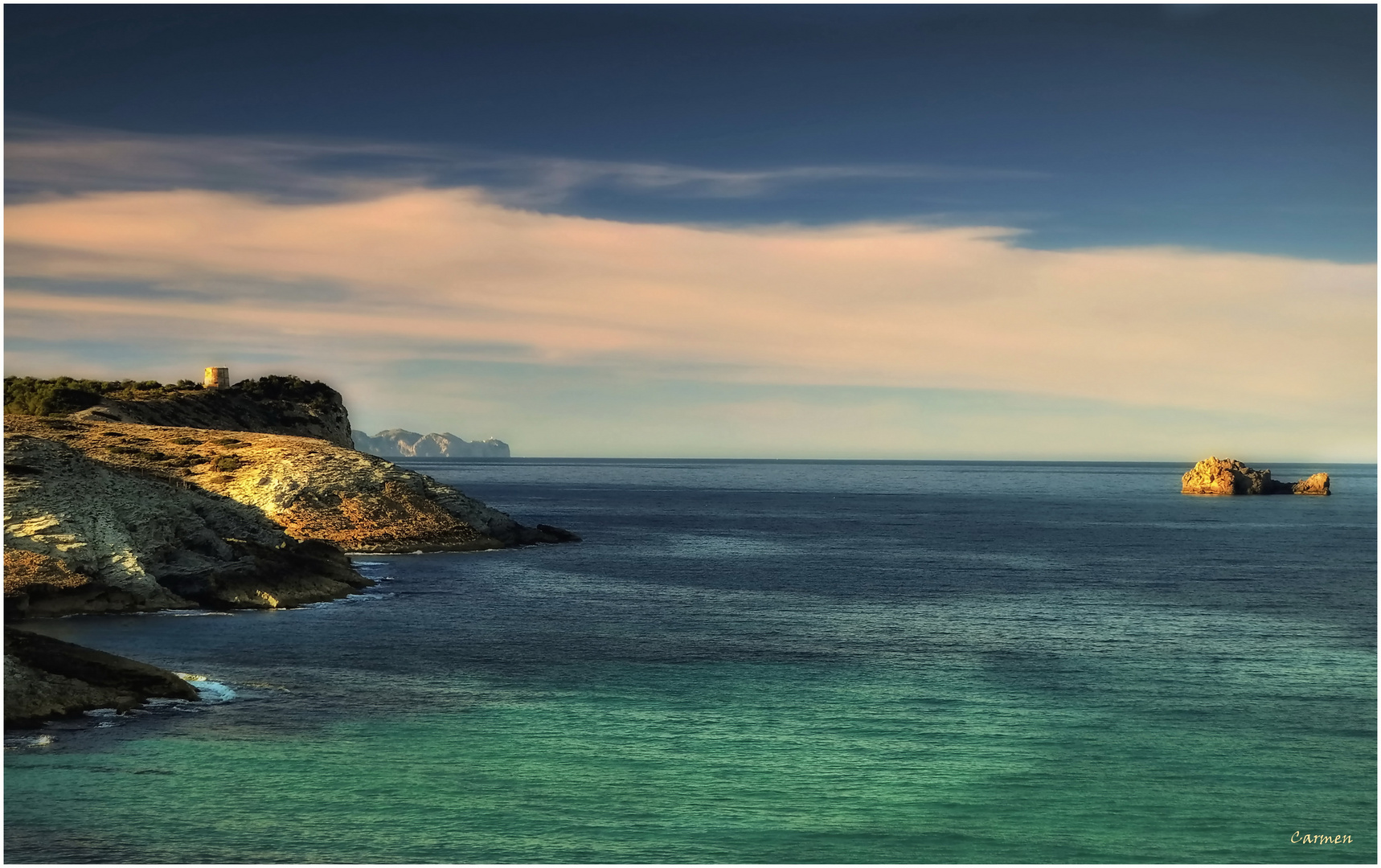 El mediterráneo, mi mar....