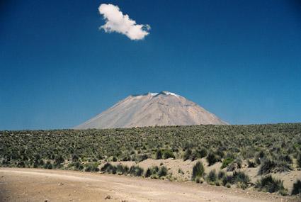 El Misti Peru