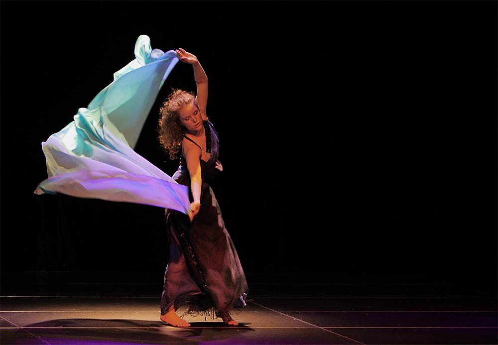 El Mogeha, danse orientale (Solo de Claire)
