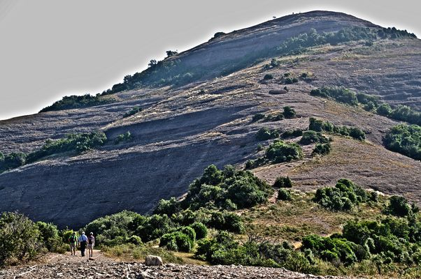 El Montcau (Sant Llorerenç del Munt )
