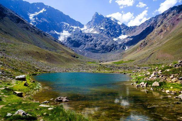 El Morado Nature Reserve Park, Chile
