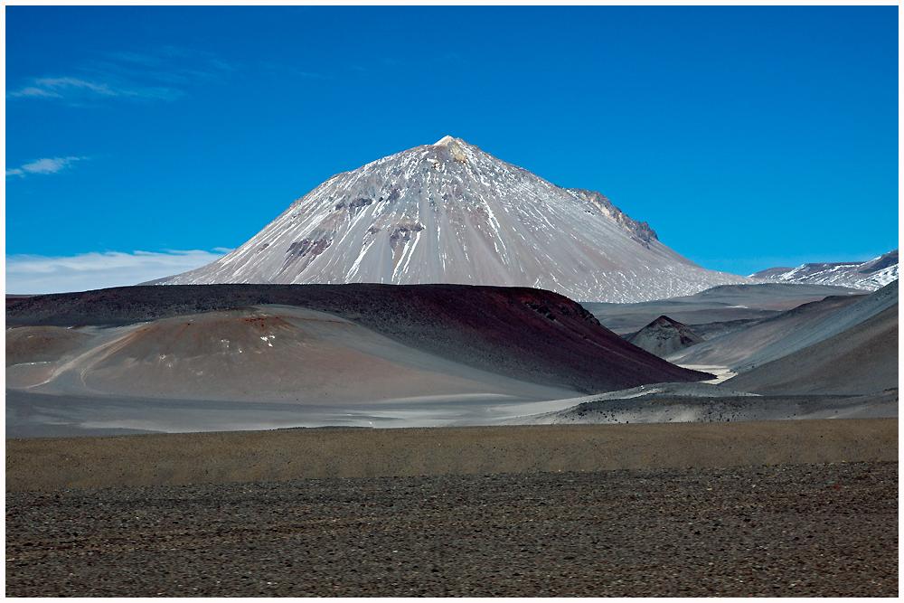 El Muerto 6486 m