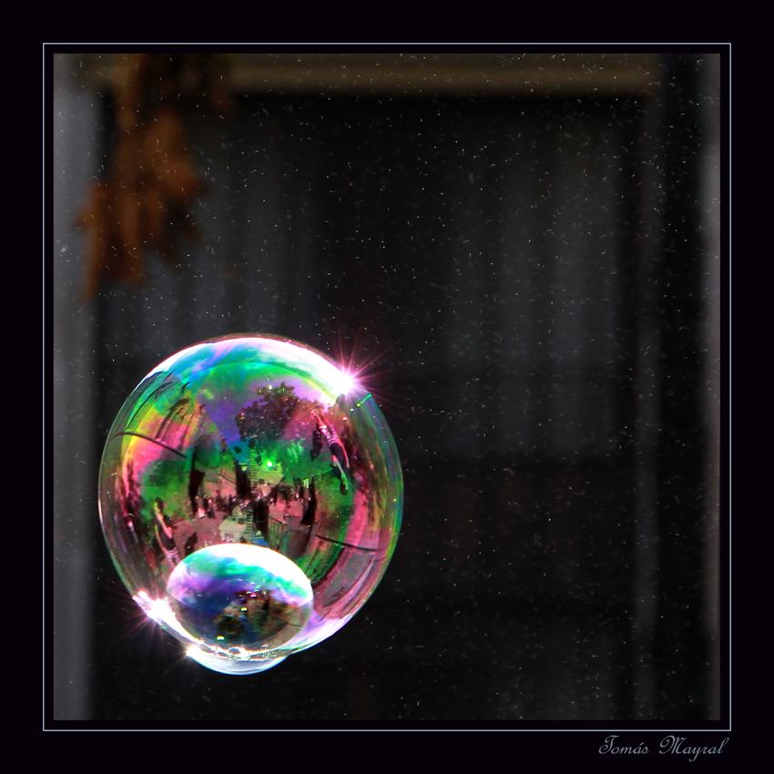 El Mundo en una Burbuja