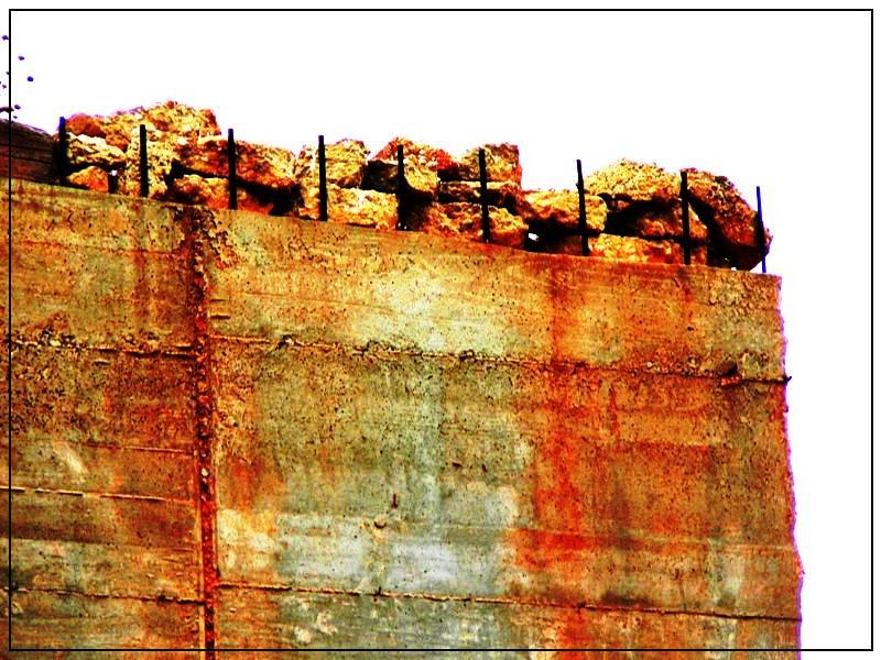 el muro --