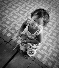 El niño de Hue