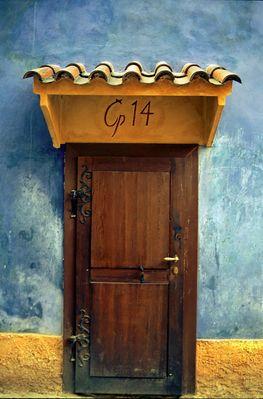 El número 14 del callejón del Oro. Praga