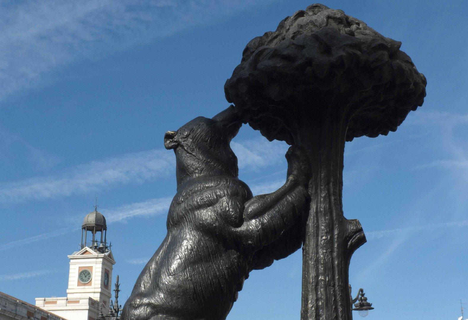 El Oso en la Puerta del Sol