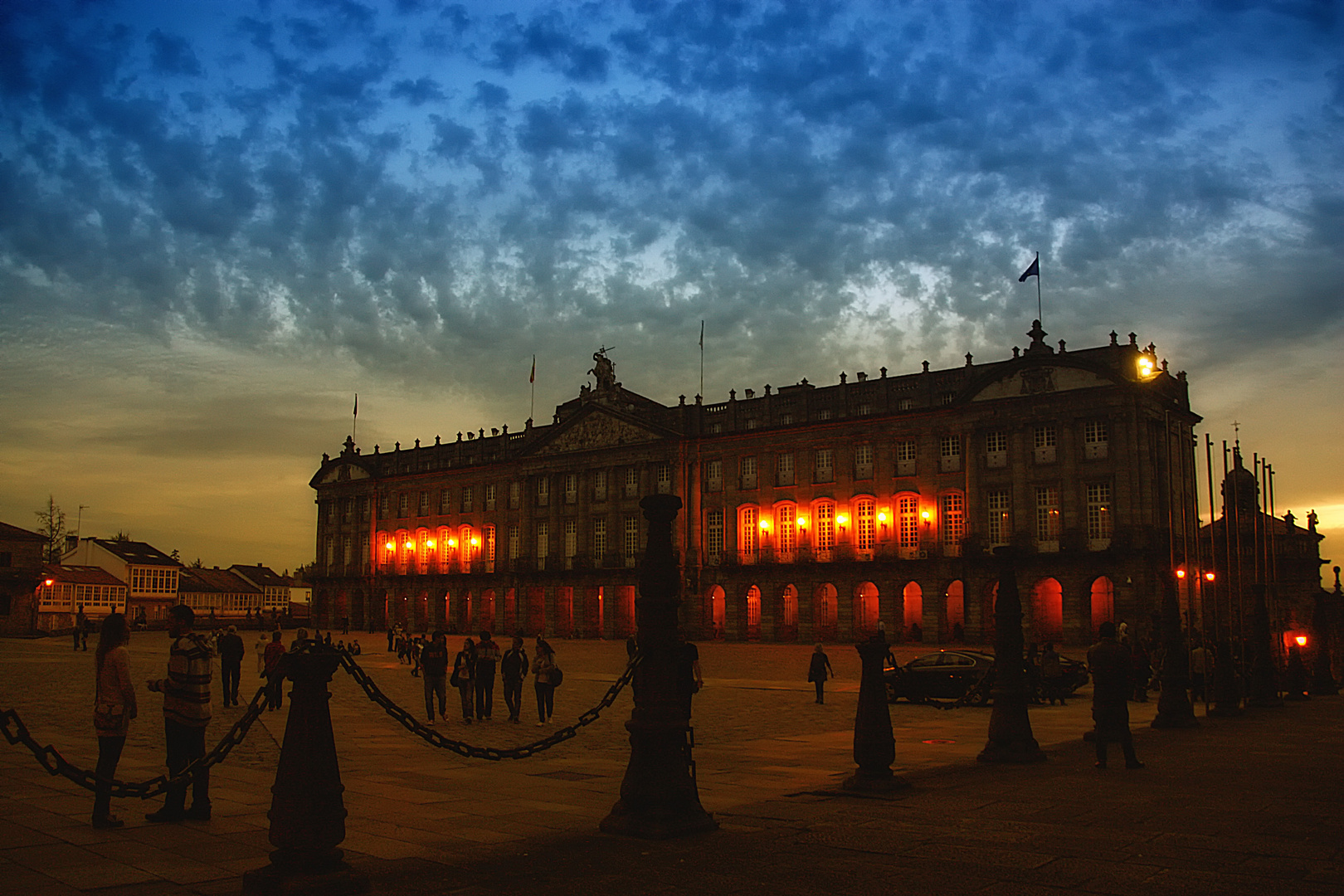 El Palacio de Rajoy