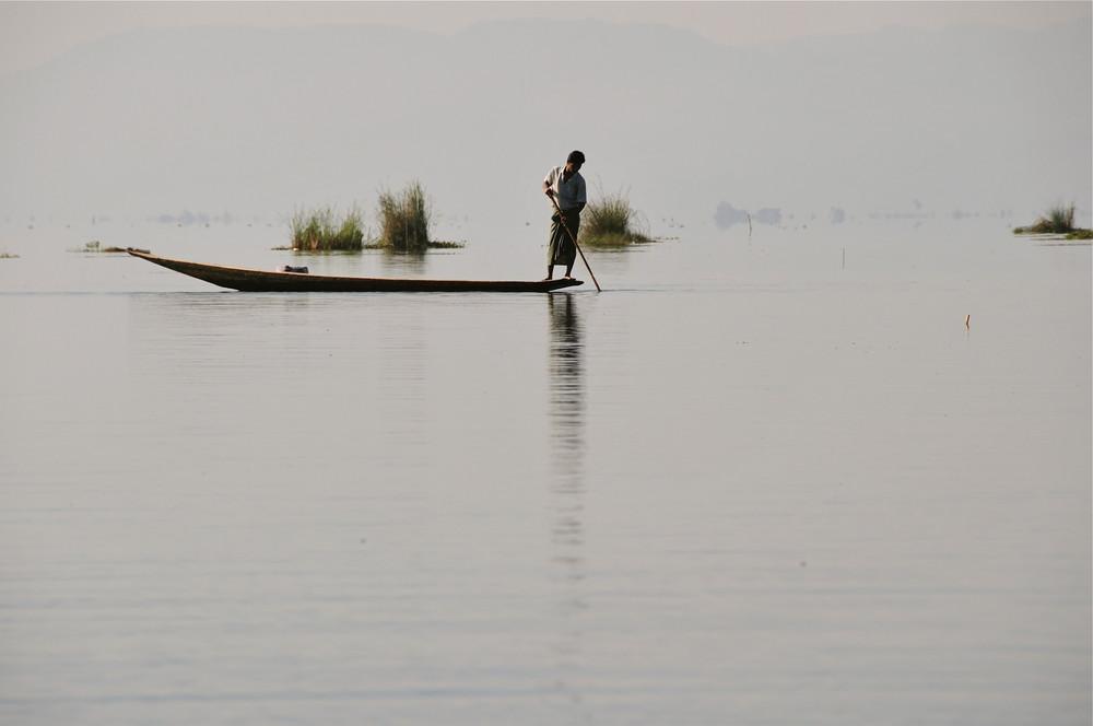 El paraiso en la tierra: Lago Inle (Myanmar)