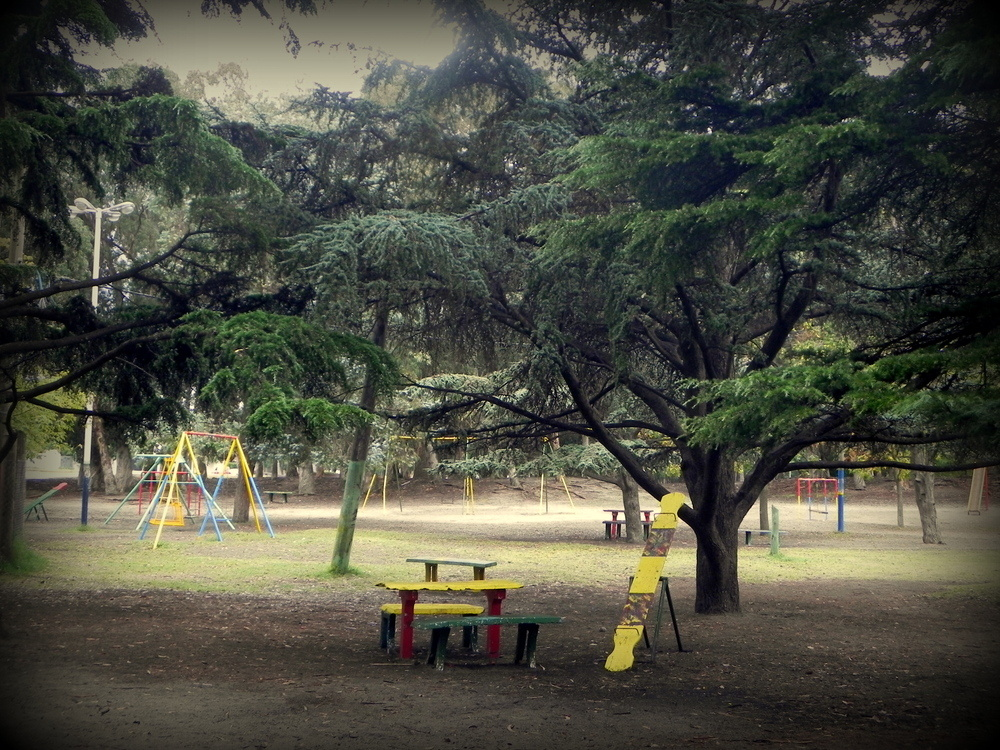 el parque,juegos de niños