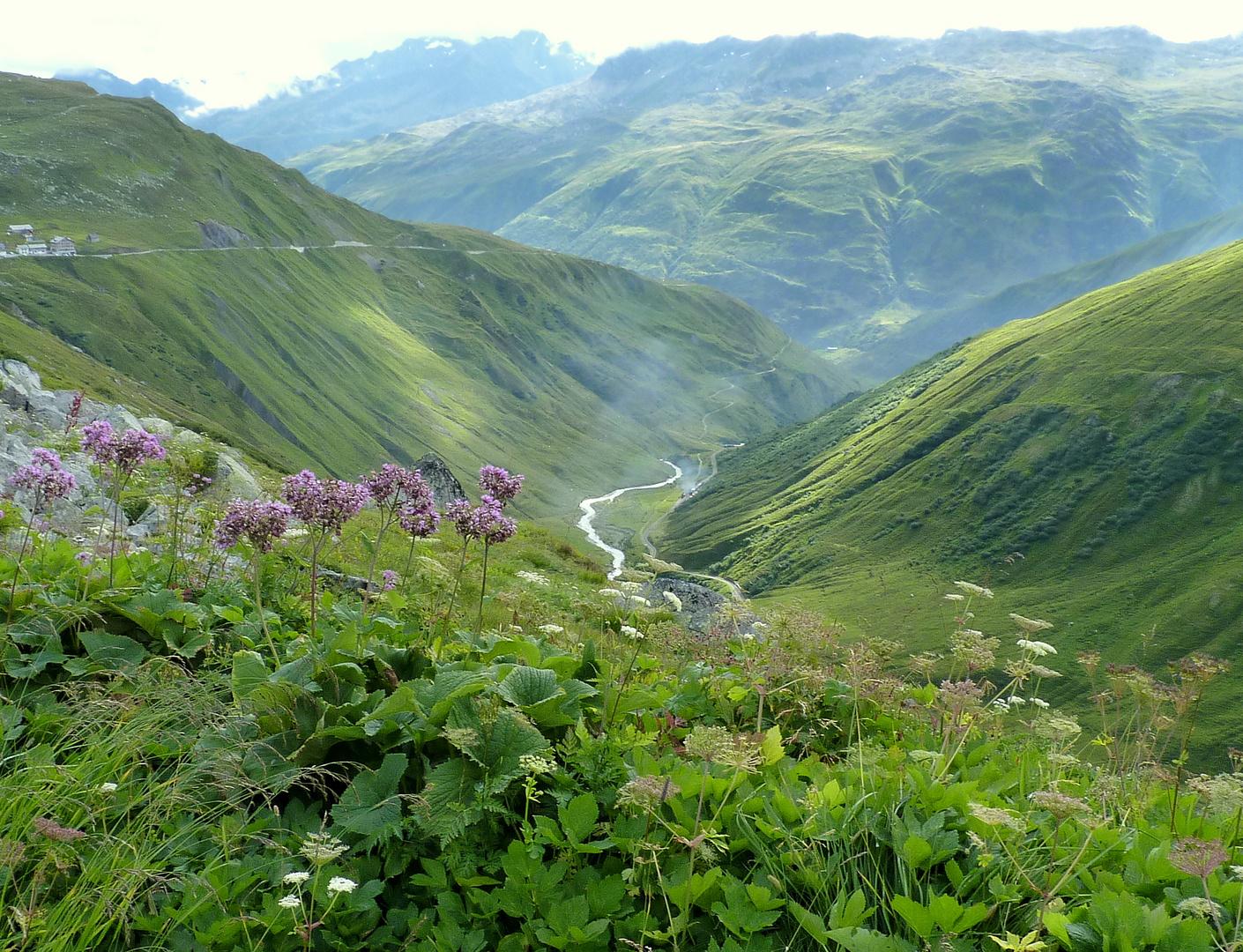 el paso del Furka / Col du Furka / Furkapass...02