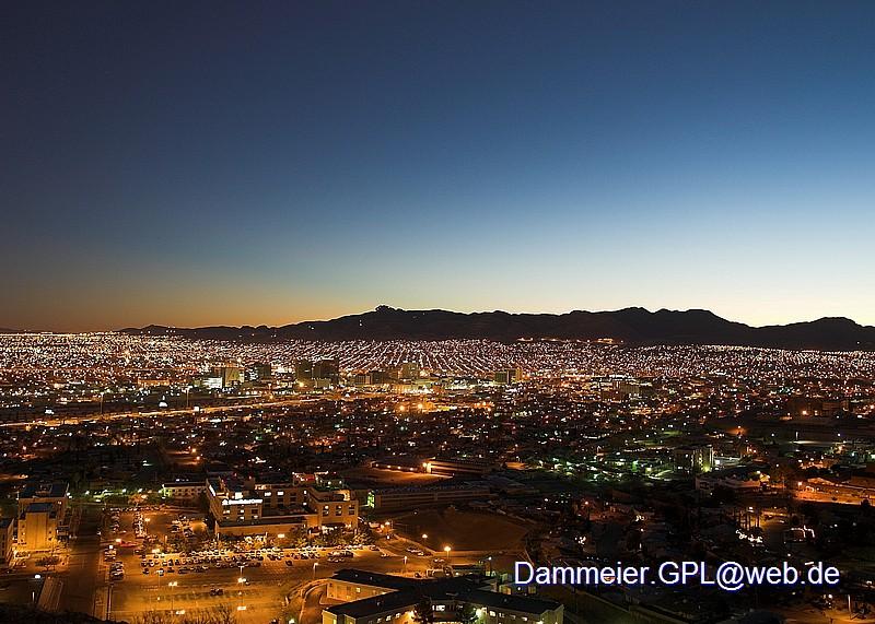 El Paso - Sunset
