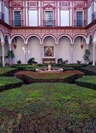 El patio de los bojes (Sevilla)