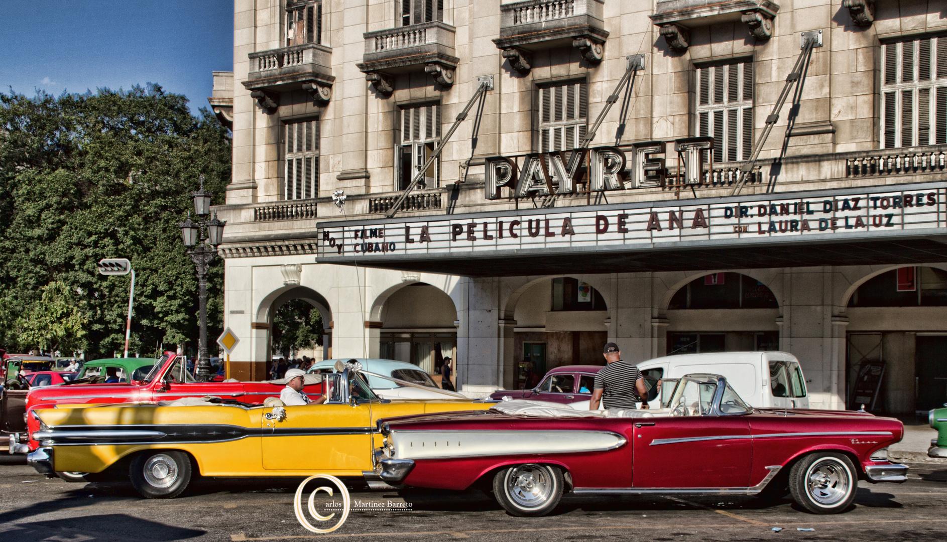 El Payret en mi Habana
