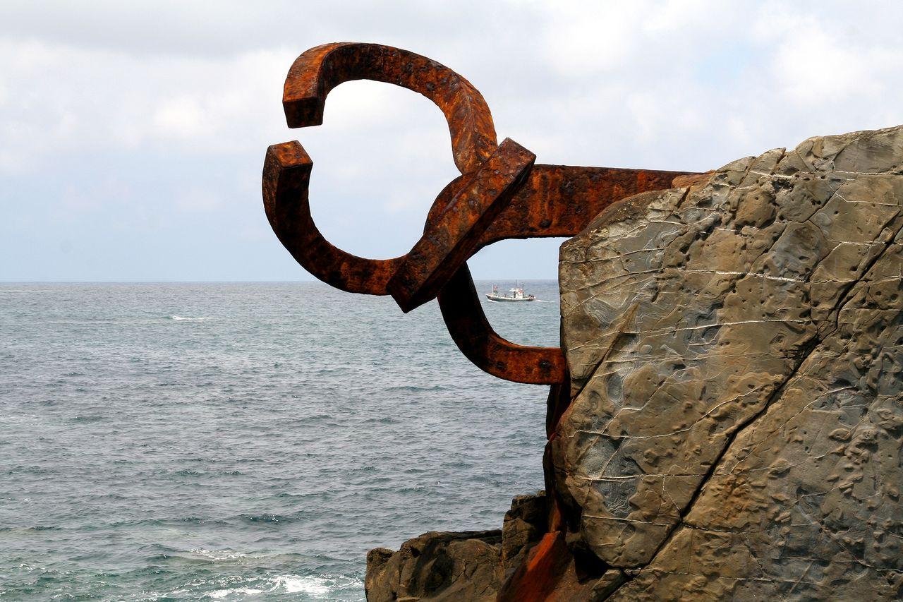 El Peine del Viento en San Sebastián/Donostia