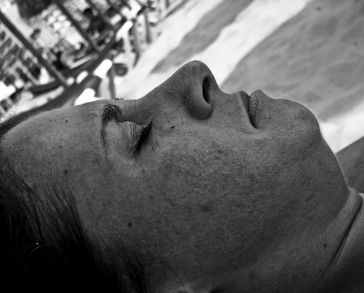 El perfil durmiente