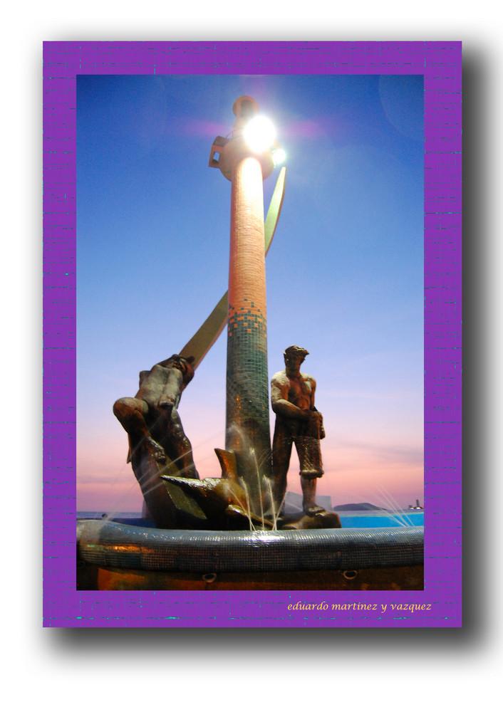 el pescador y su amada