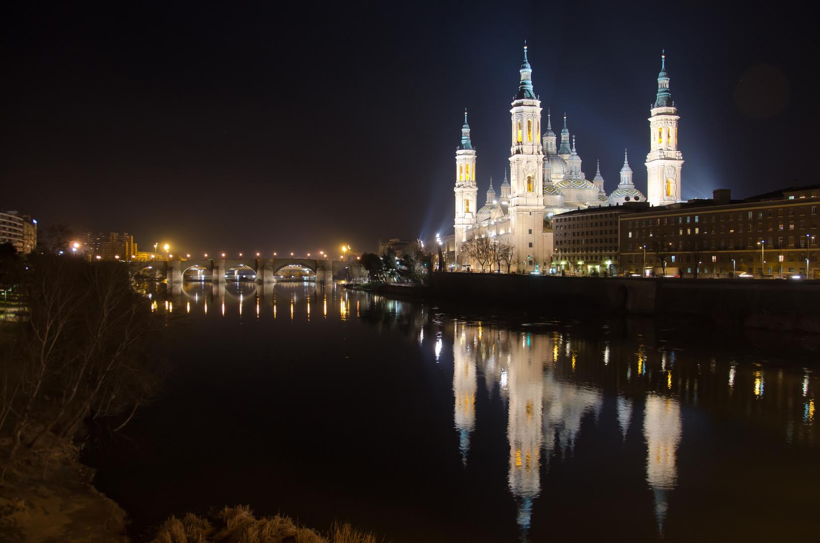 El Pilar y el Ebro