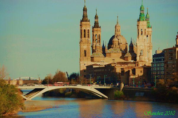 El Pilar, Zaragoza.