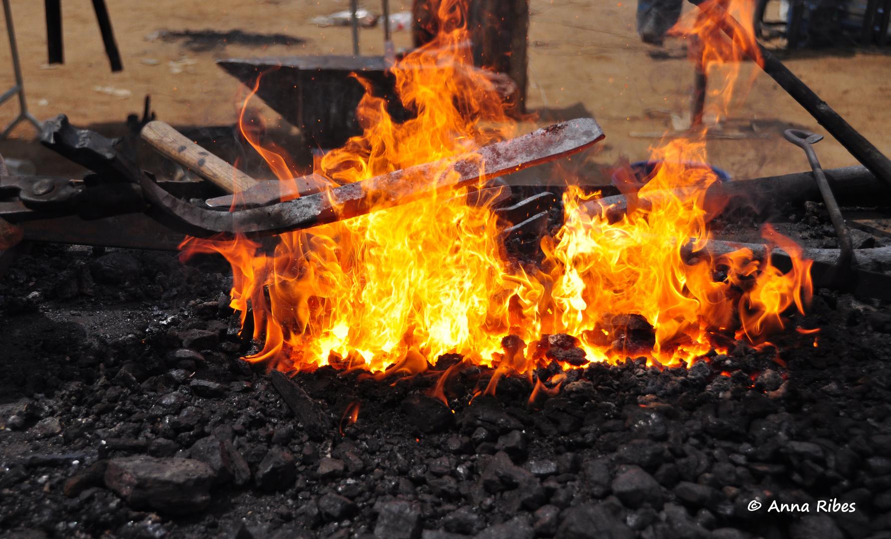 El poder del foc