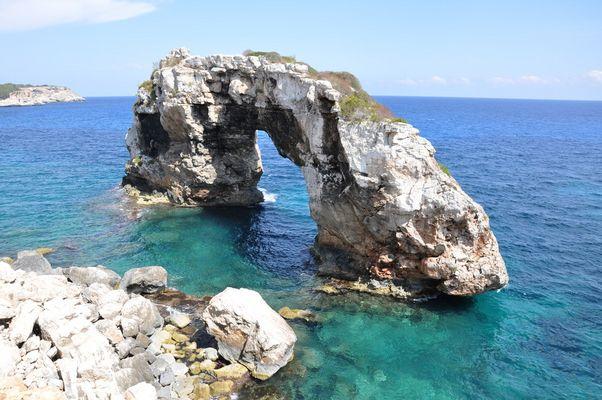 El Pontas auf Mallorca