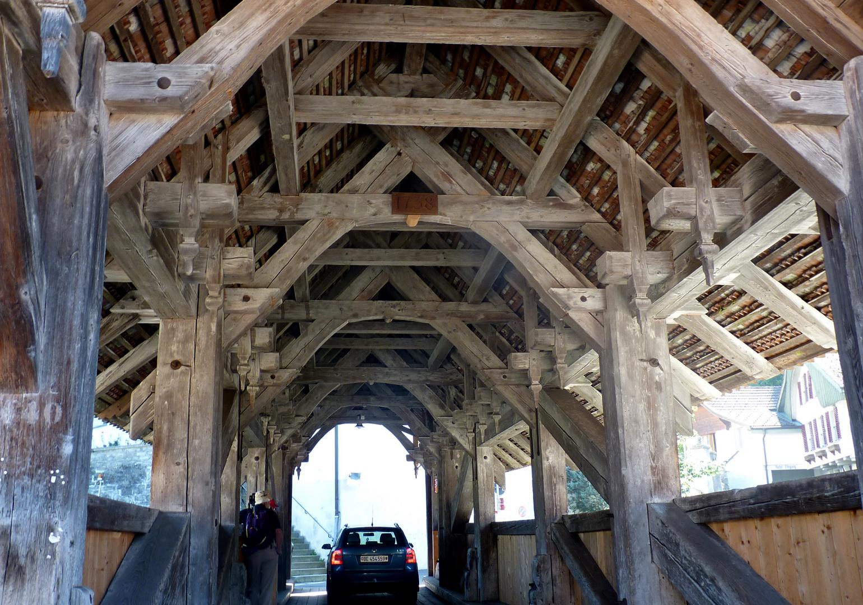 el puente de / le pont de / die Brücke von WILDERSWIL...02
